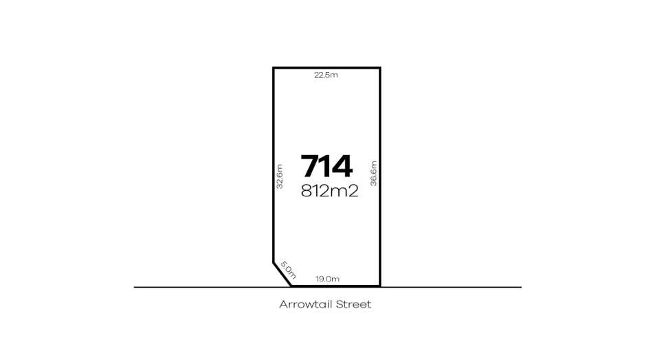 Lot 714 Arrowtail Street