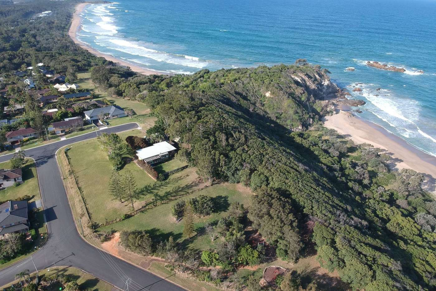 Main view of Homely residentialLand listing, 26 Headland Road, Sapphire Beach NSW 2450