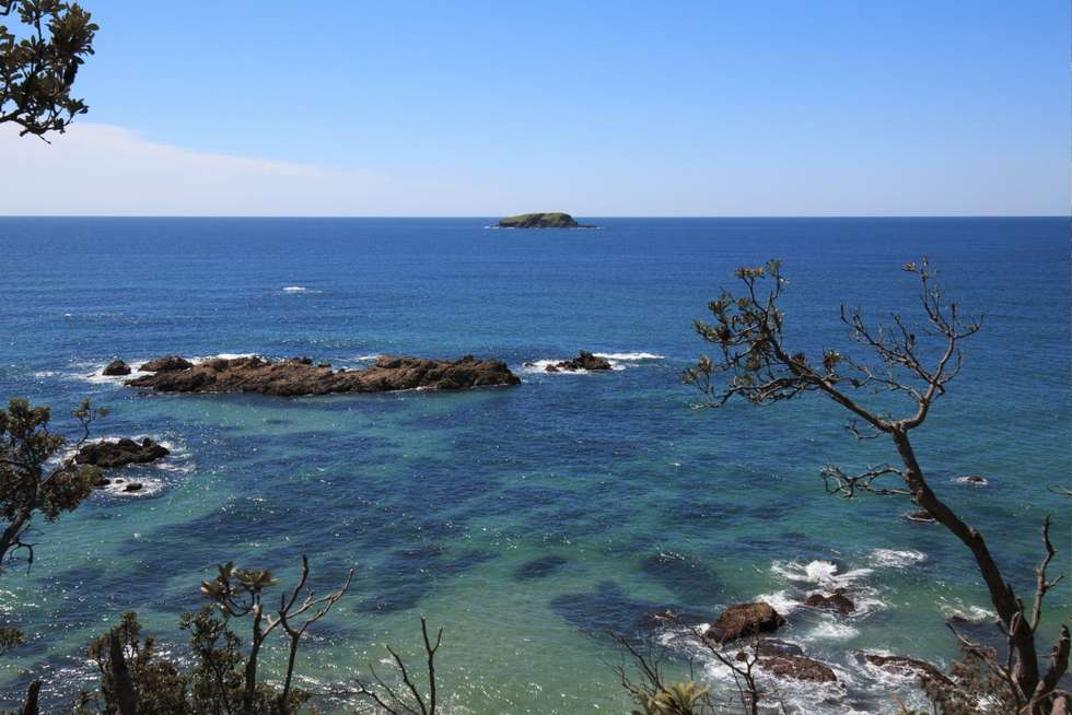 Second view of Homely residentialLand listing, 26 Headland Road, Sapphire Beach NSW 2450