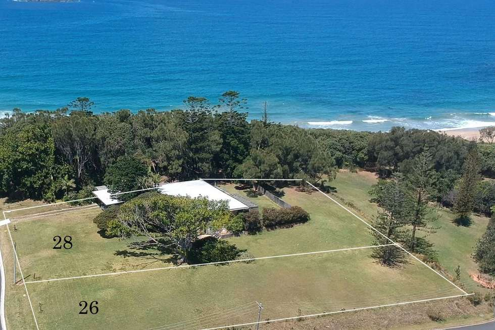 Fourth view of Homely residentialLand listing, 26 Headland Road, Sapphire Beach NSW 2450