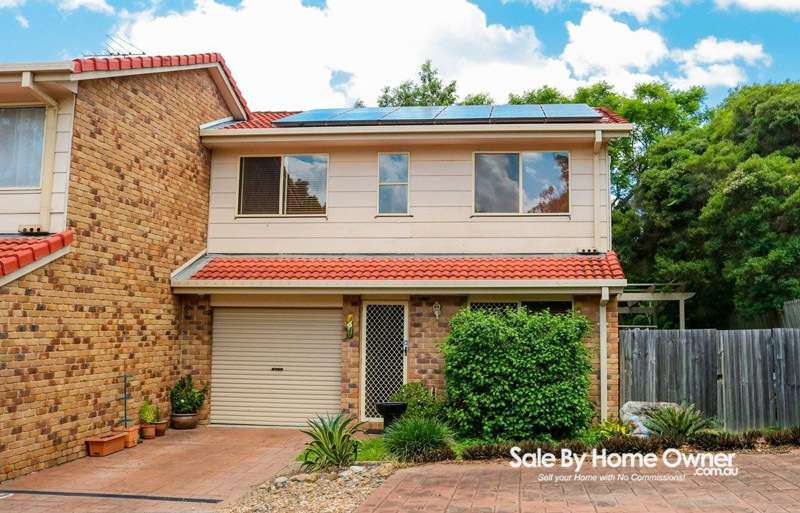 Main view of Homely townhouse listing, 40/13 Bridge street, Redbank, QLD 4301