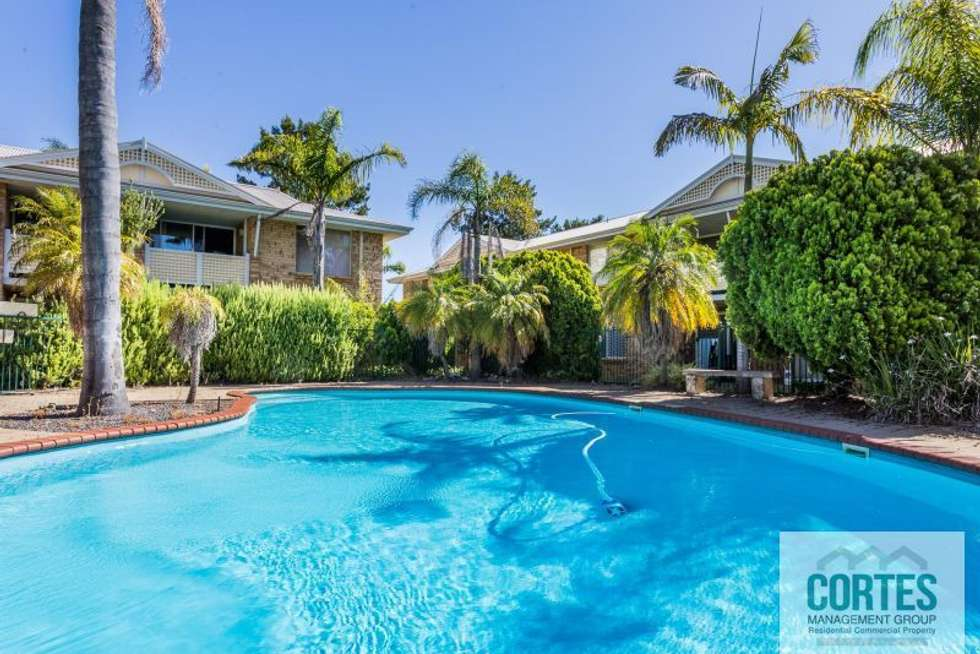 Second view of Homely unit listing, 15/2 Pinewood Avenue, Kardinya WA 6163