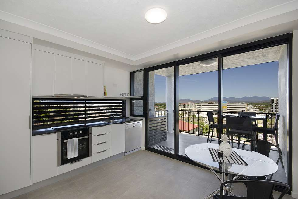 Second view of Homely apartment listing, 25/23 Melton Terrace, Townsville City QLD 4810