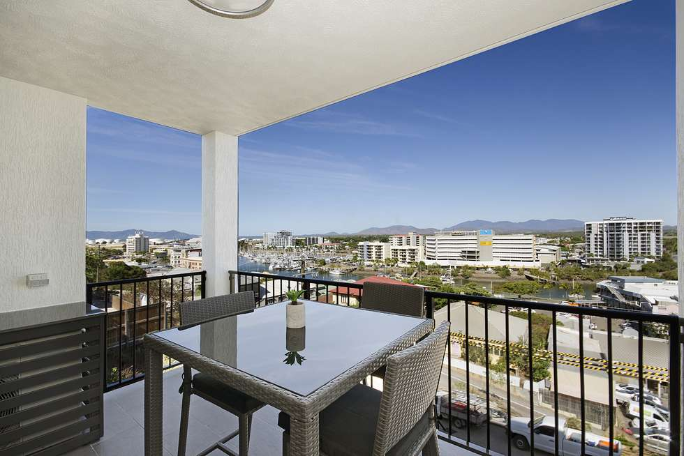 Fourth view of Homely apartment listing, 25/23 Melton Terrace, Townsville City QLD 4810