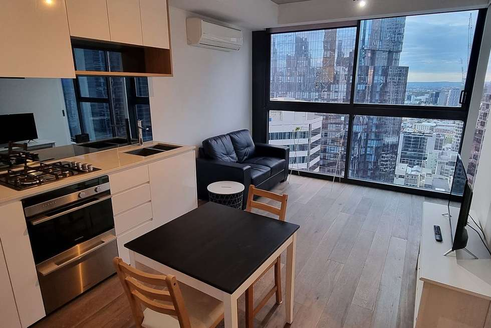 Fourth view of Homely apartment listing, 3201/315 La Trobe St, Melbourne VIC 3000