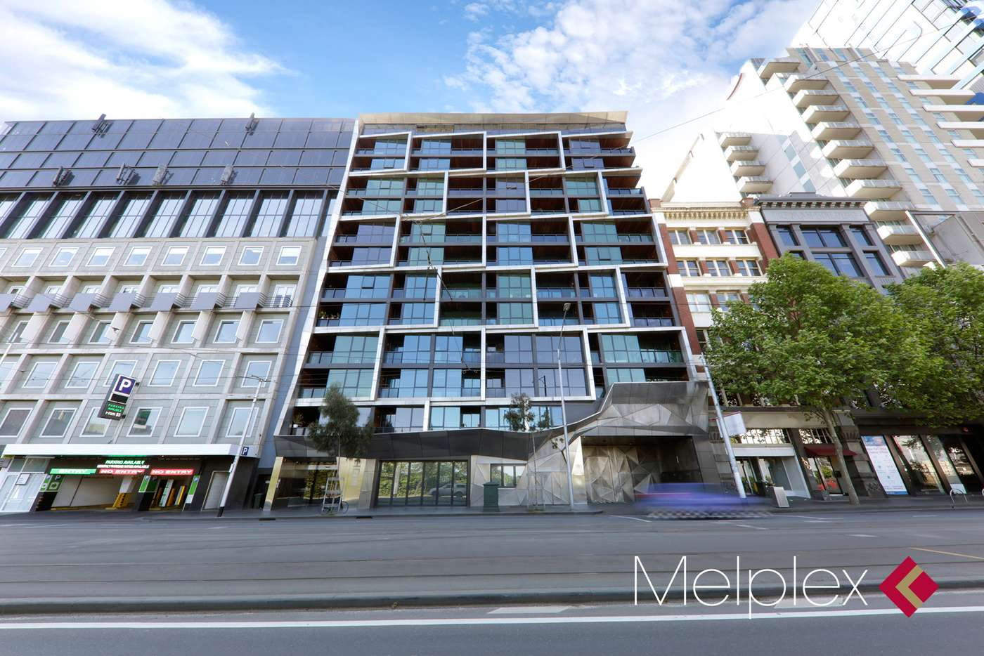 Main view of Homely apartment listing, 604/108 Flinders St, Melbourne VIC 3000