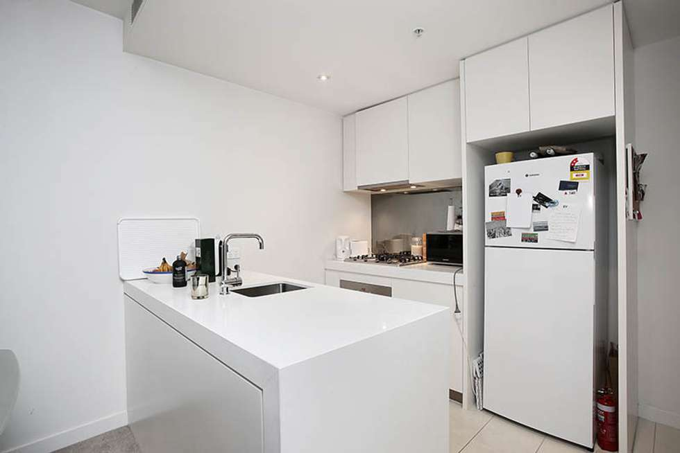 Third view of Homely apartment listing, 604/108 Flinders St, Melbourne VIC 3000
