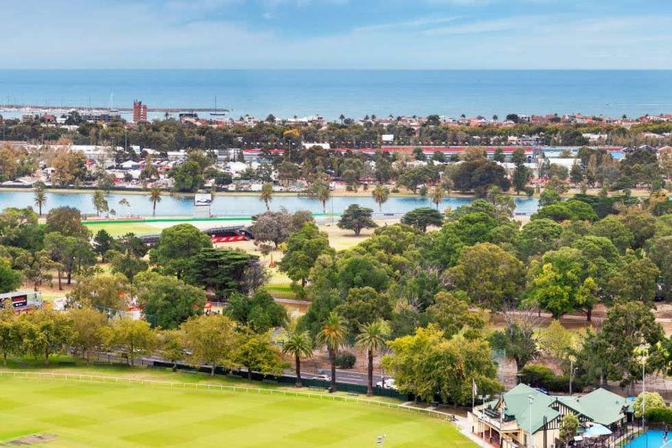 Second view of Homely apartment listing, 499 St Kilda Road, Melbourne VIC 3000