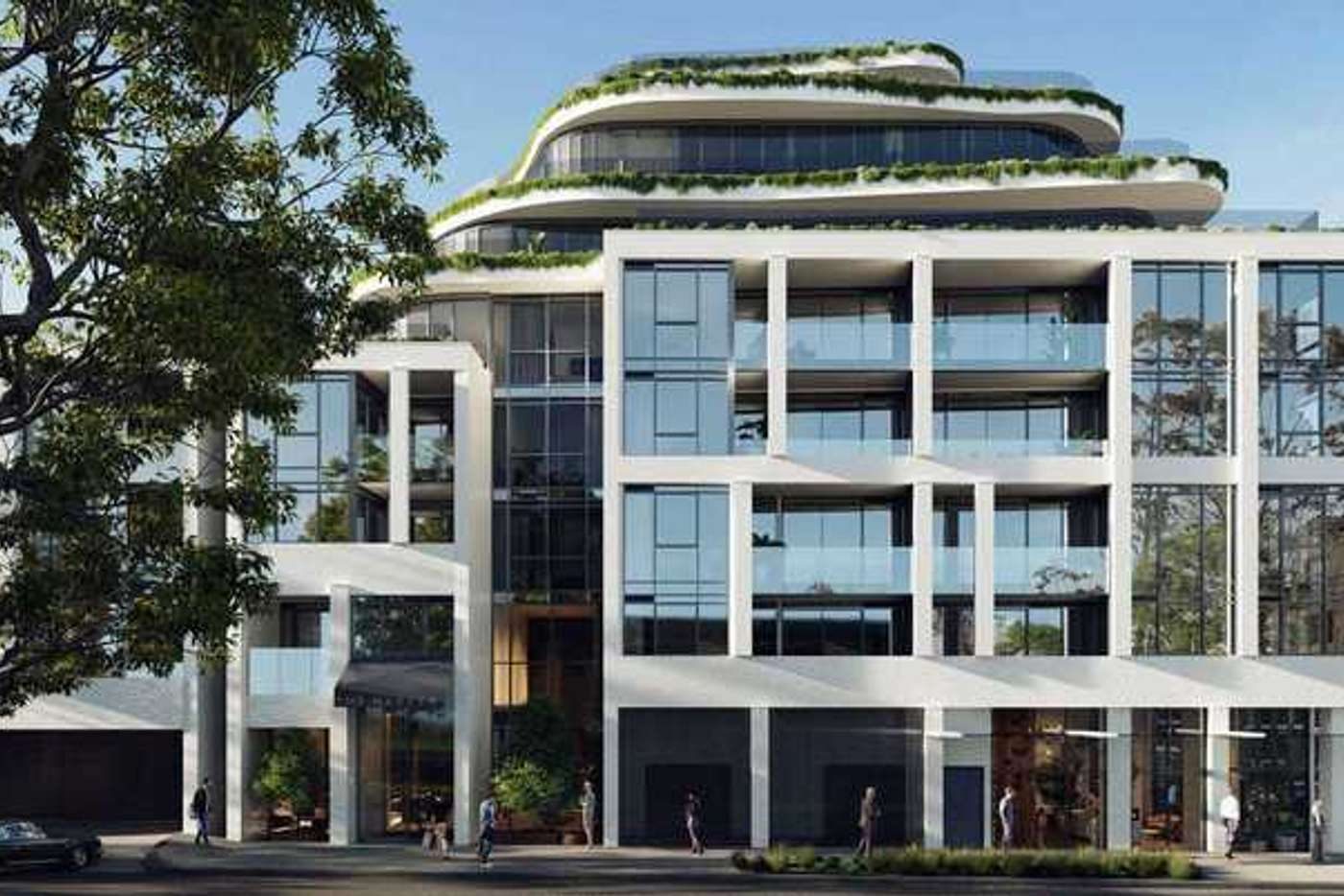 Main view of Homely apartment listing, 2909/500 Elizabeth Street, Melbourne VIC 3000