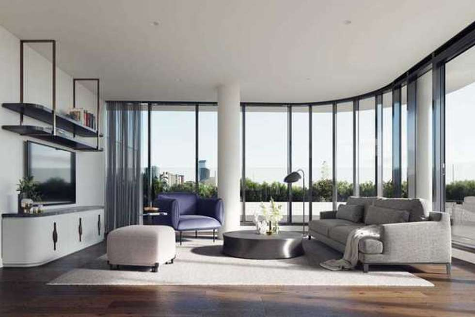 Third view of Homely apartment listing, 2909/500 Elizabeth Street, Melbourne VIC 3000