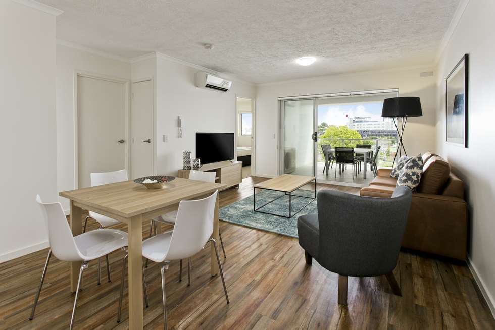 Fourth view of Homely apartment listing, 45 Regent street, Woolloongabba QLD 4102