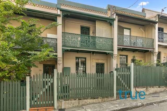 33 Foss Street, Forest Lodge NSW 2037