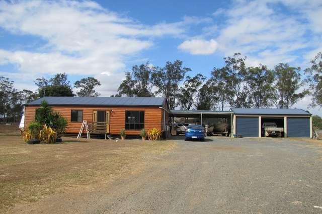 655 Mount Larcom Bracewell Road, Mount Larcom QLD 4695