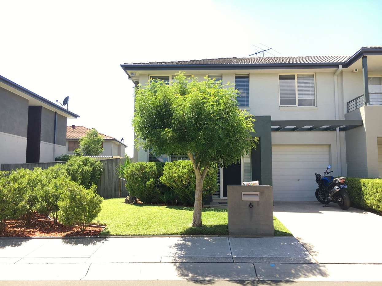 Main view of Homely house listing, 6 Northcott Bvd, Hammondville, NSW 2170