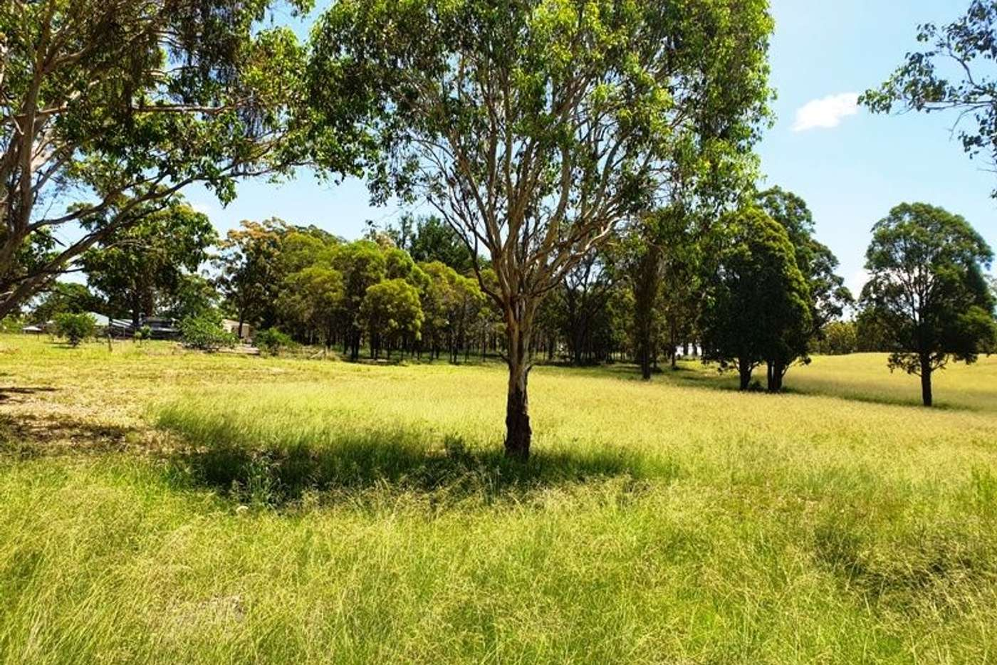 Main view of Homely residentialLand listing, Lot 1 Cnr .Perseverance Dam Road/ Orchard, Crows Nest QLD 4355