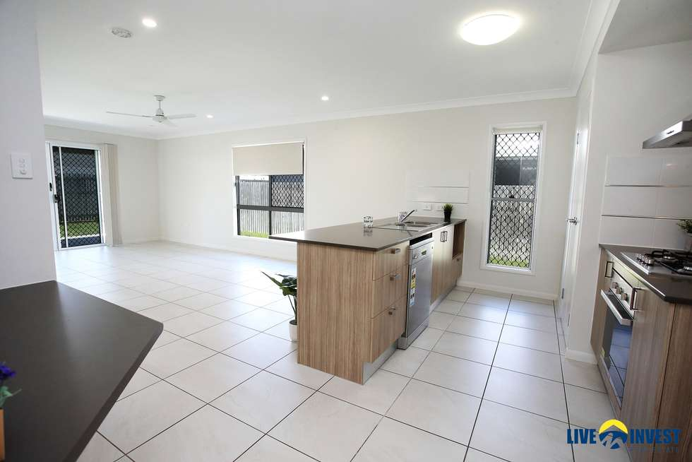 Second view of Homely house listing, 28 Mesa Circuit, Cosgrove QLD 4818