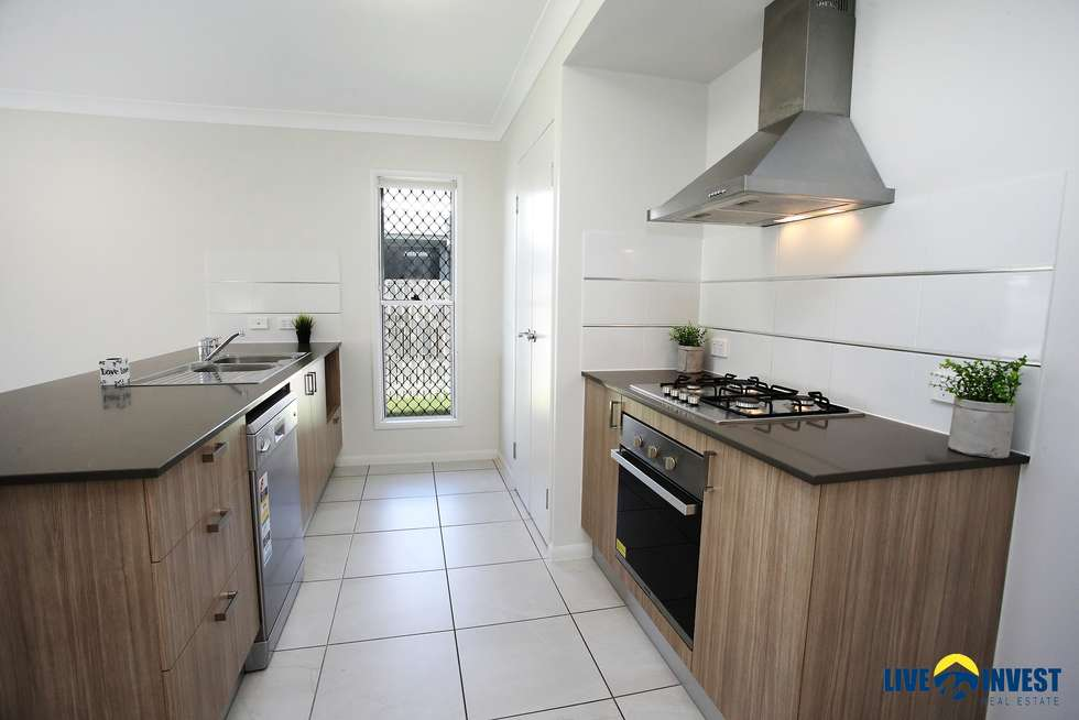 Third view of Homely house listing, 28 Mesa Circuit, Cosgrove QLD 4818