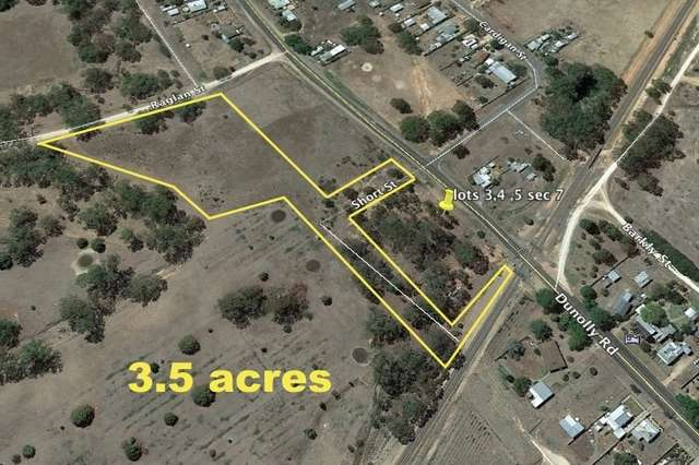 lot 1 Short st, Dunolly VIC 3472