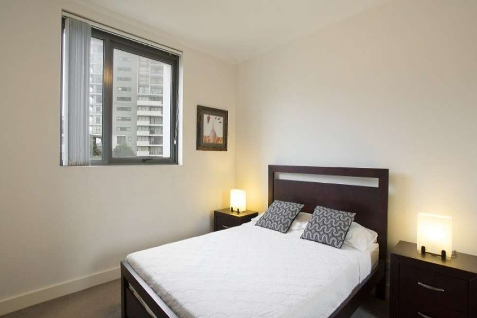 Fourth view of Homely apartment listing, E207/35 Arncliffe Street, Wolli Creek NSW 2205
