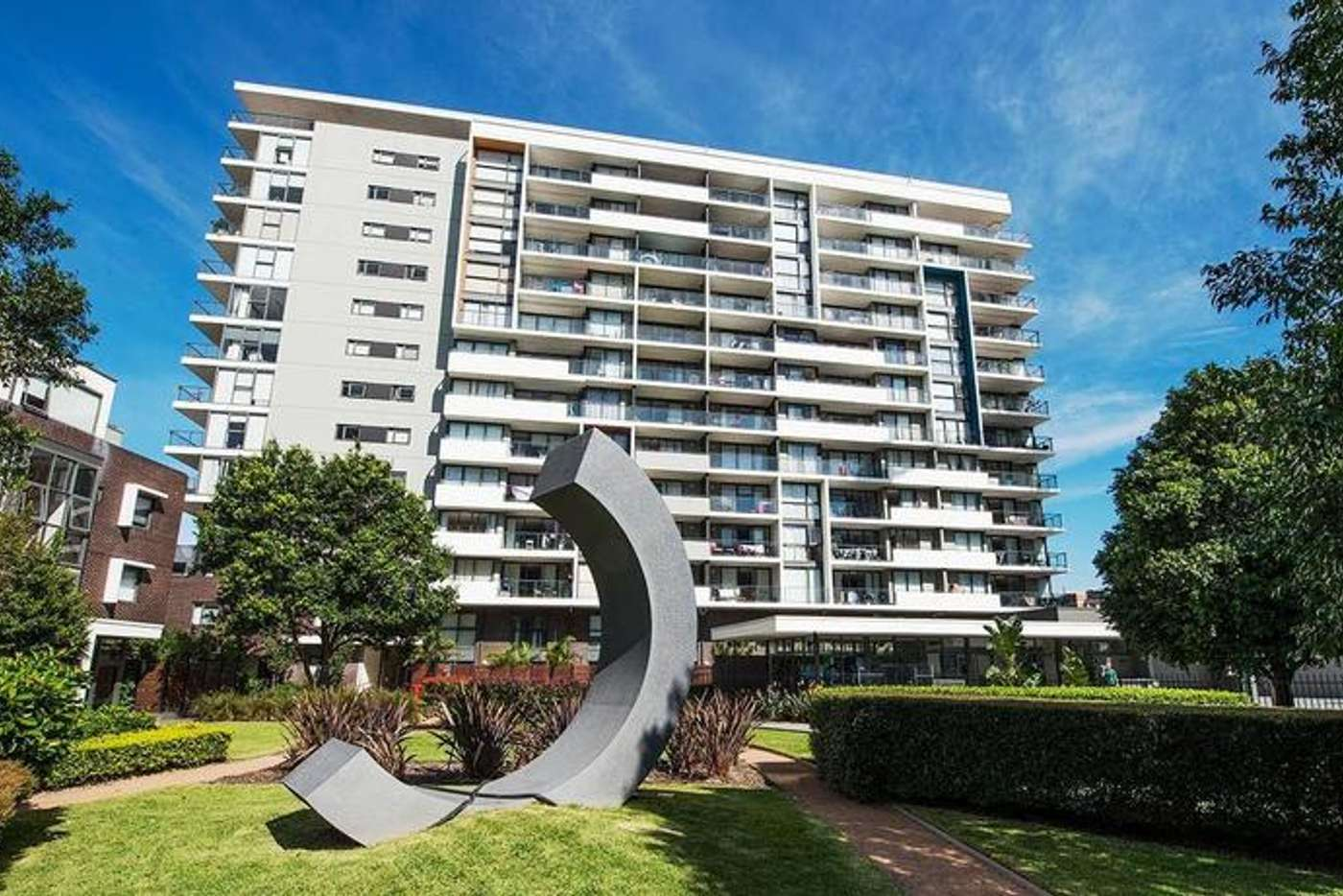 Seventh view of Homely apartment listing, E207/35 Arncliffe Street, Wolli Creek NSW 2205