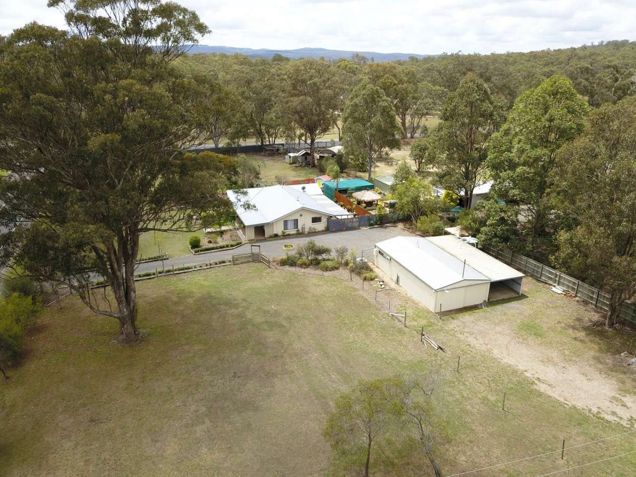 Main view of Homely rural listing, 2 East Side Road, Crows Nest, QLD 4355