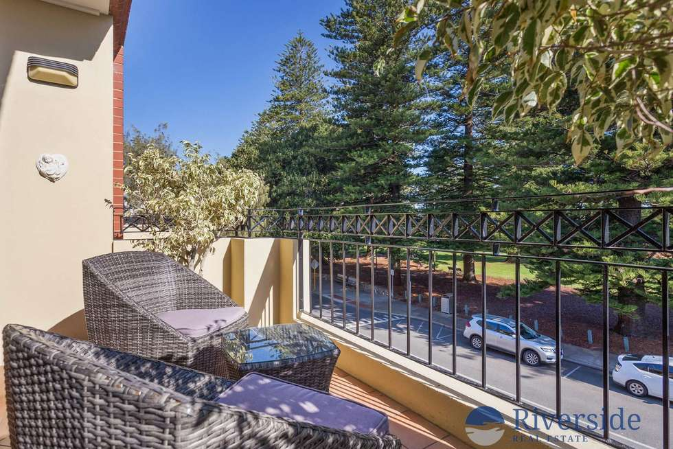 Second view of Homely townhouse listing, 36 Marine Terrace, Fremantle WA 6160