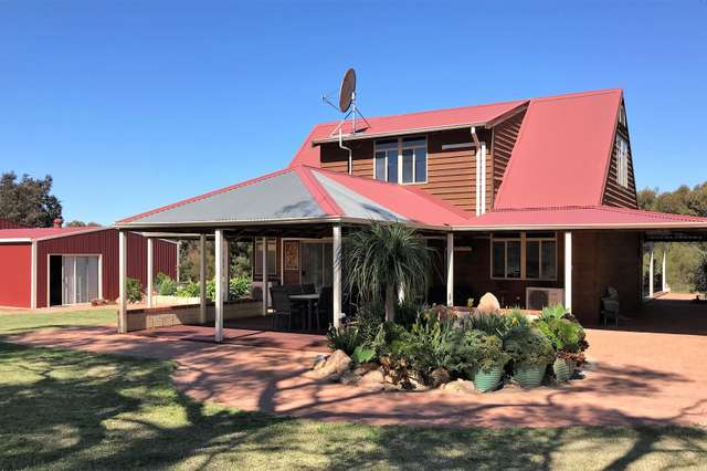 6402 Bruce Rock-Corrigin Road, Corrigin WA 6375