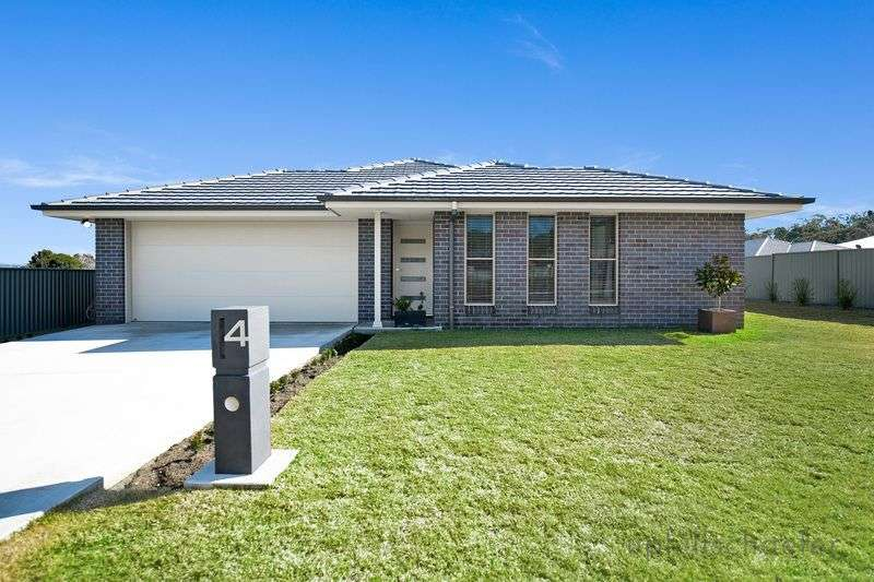Main view of Homely house listing, 4 Ailsa Crescent, Armidale, NSW 2350
