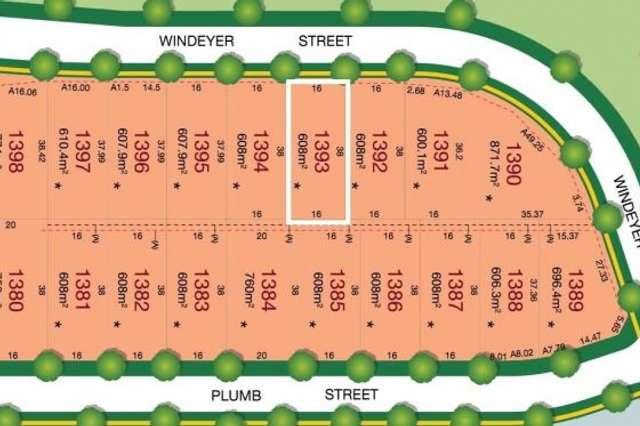 LOT 1393/12 Windeyer street, Renwick NSW 2575