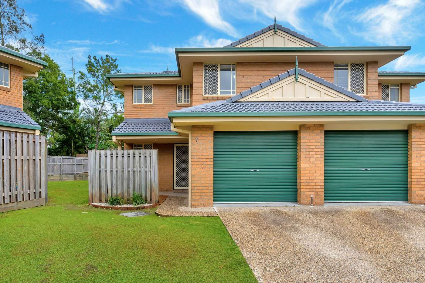 Main view of Homely townhouse listing, 7/98 Old Coach Road, Mudgeeraba, QLD 4213