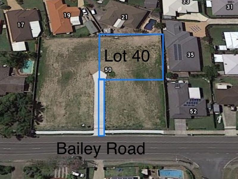 LOT Lot 40/48a Bailey Road
