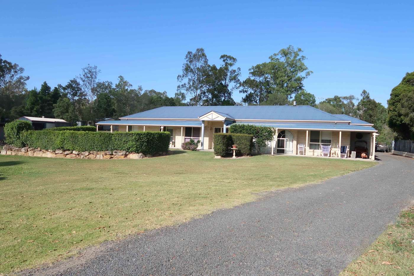Main view of Homely acreageSemiRural listing, 28 Holyman Court, South Maclean QLD 4280