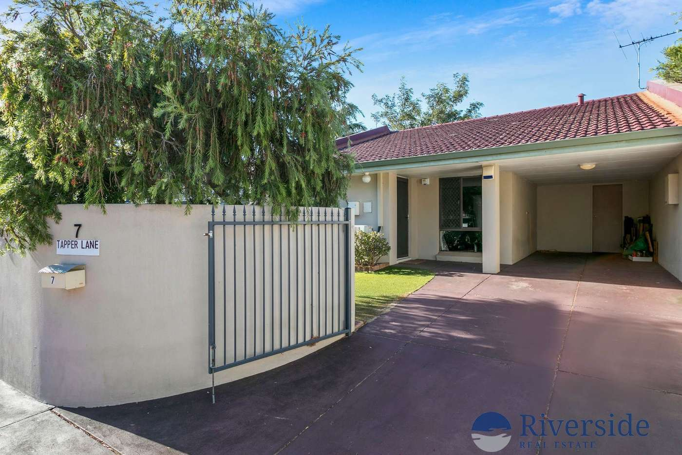 Main view of Homely unit listing, 7 Tapper Lane, Claremont WA 6010