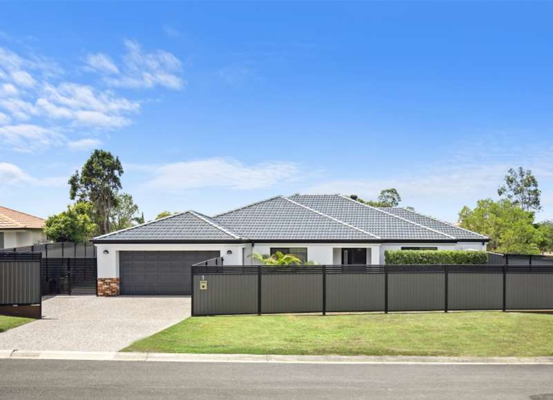 Main view of Homely house listing, 1 Highbridge Rise, Mudgeeraba, QLD 4213