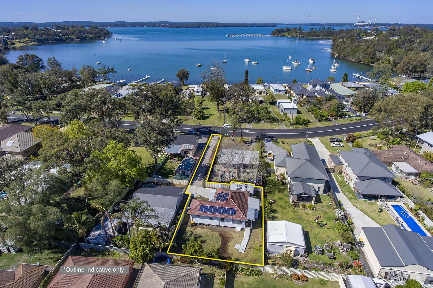 Main view of Homely house listing, 29A Pillapai Road, Brightwaters, NSW 2264