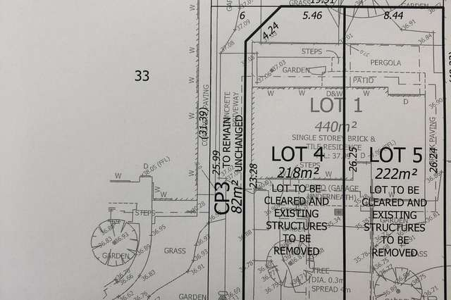 LOT Lot 4 or 5/26 Portree Way