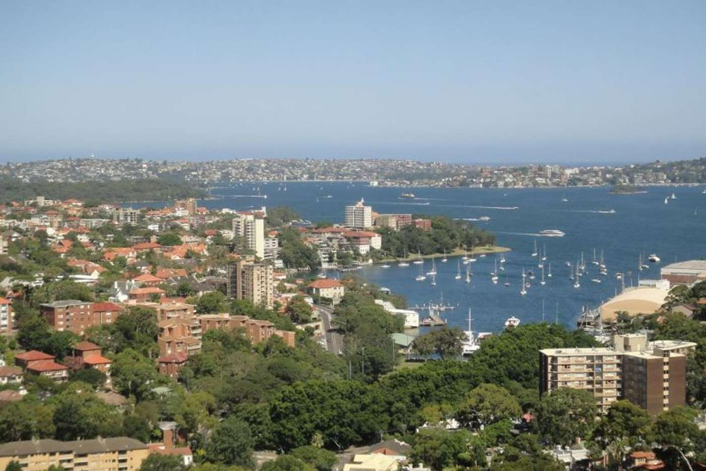 Main view of Homely apartment listing, 1504/138 Walker Street, North Sydney NSW 2060