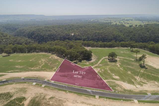 Lot 319 The Acres Way, Tahmoor NSW 2573