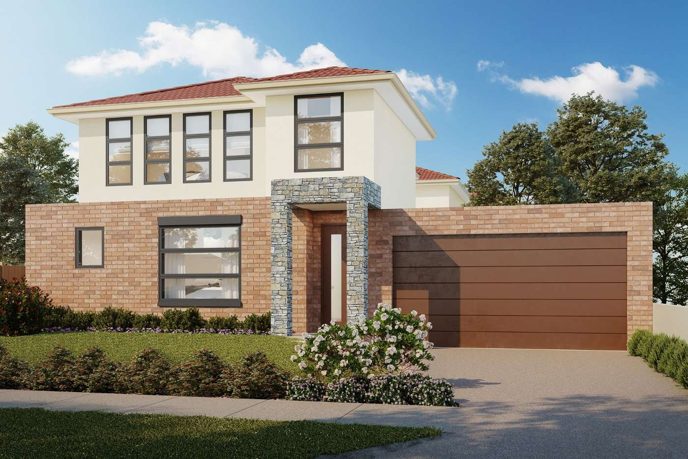 Main view of Homely townhouse listing, 1/30 Devenish Road, Boronia VIC 3155