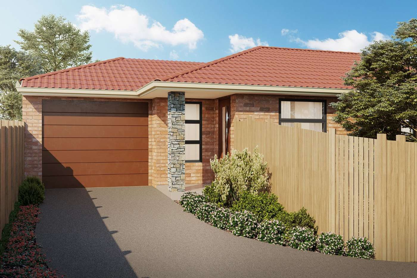 Main view of Homely townhouse listing, 3/30 Devenish Road, Boronia VIC 3155