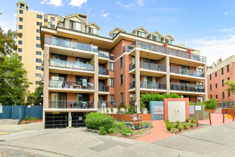 Second view of Homely apartment listing, 59/1-4 The Crescent, Strathfield NSW 2135