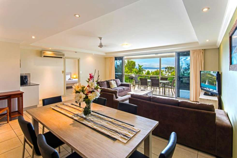 Second view of Homely apartment listing, Bluewater Views 2/2 Banksia Court, Hamilton Island QLD 4803