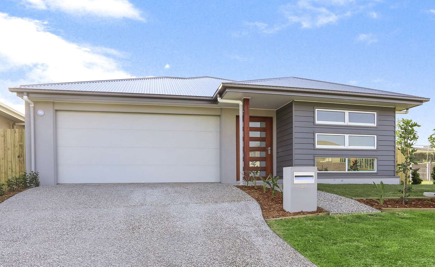 Main view of Homely house listing, 21 Godwit Place, Peregian Springs, QLD 4573