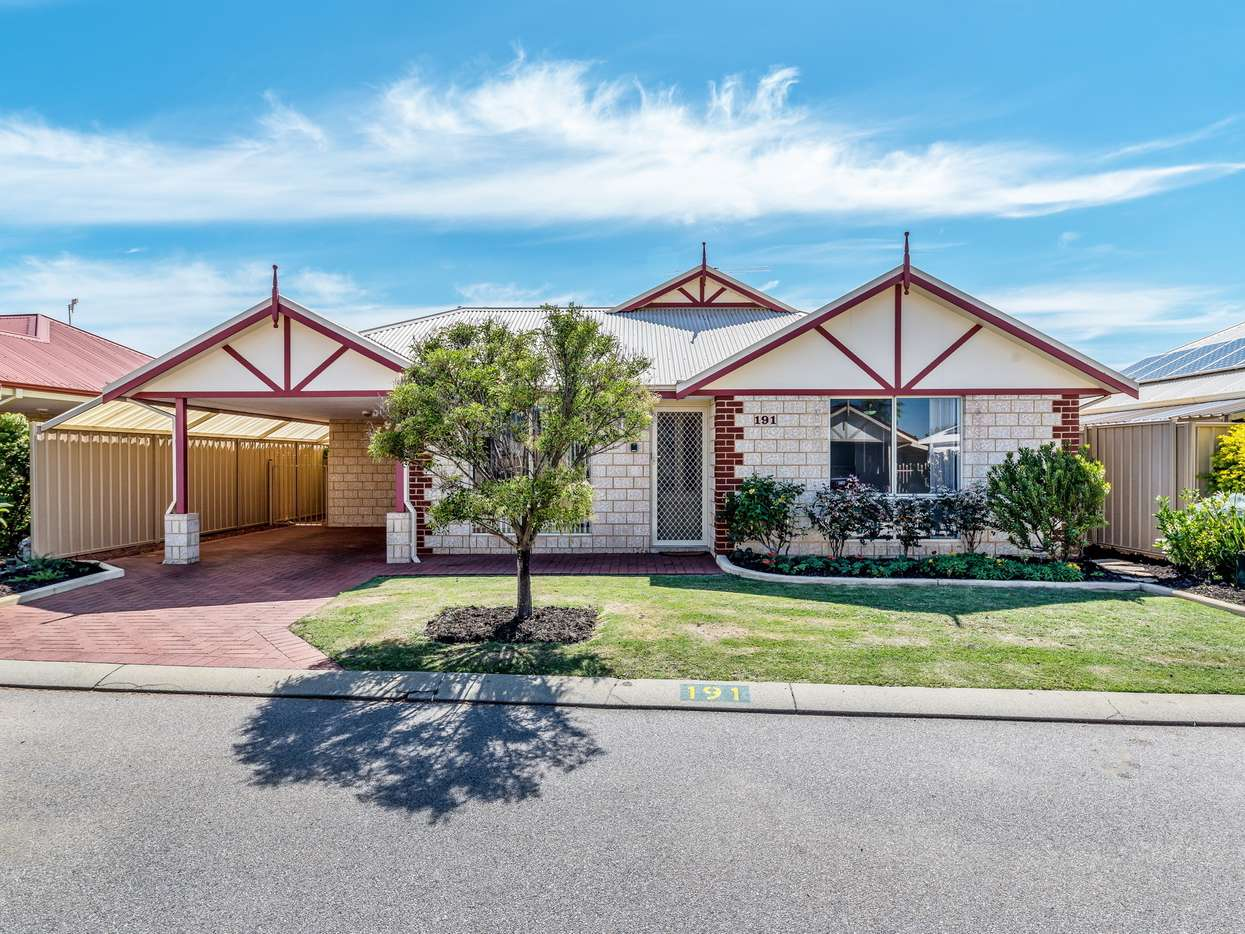 Main view of Homely retirement listing, 191/194 Old Mandurah Road, Ravenswood, WA 6208