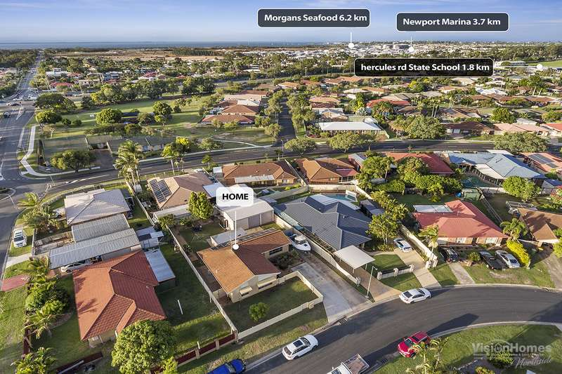 Main view of Homely house listing, 34 CHESHIRE ST, Kippa-ring, QLD 4021