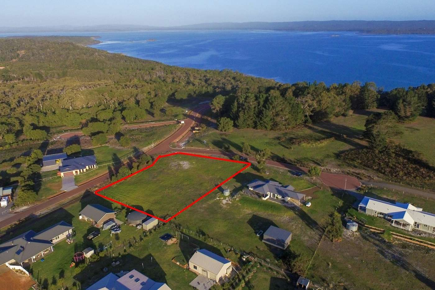 Main view of Homely residentialLand listing, 2 Pimelea View, Denmark WA 6333