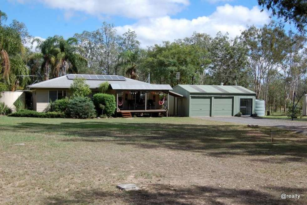 Second view of Homely acreageSemiRural listing, 128 George Street, Nanango QLD 4615