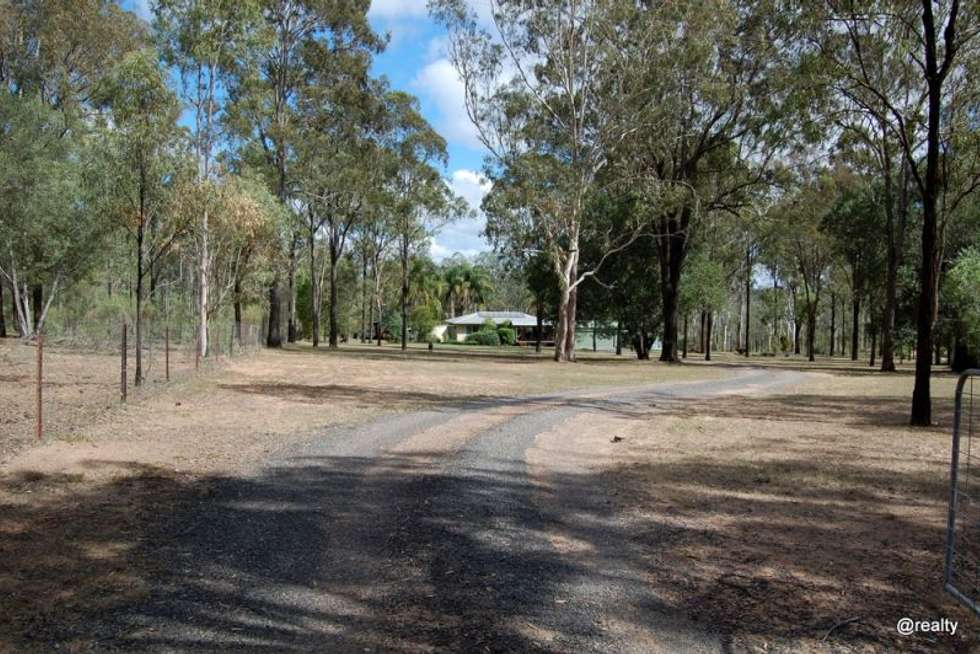Third view of Homely acreageSemiRural listing, 128 George Street, Nanango QLD 4615
