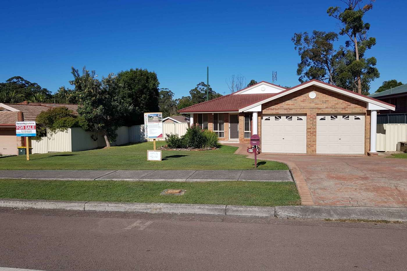 Main view of Homely house listing, 87 Kindlebark Drive, Medowie NSW 2318