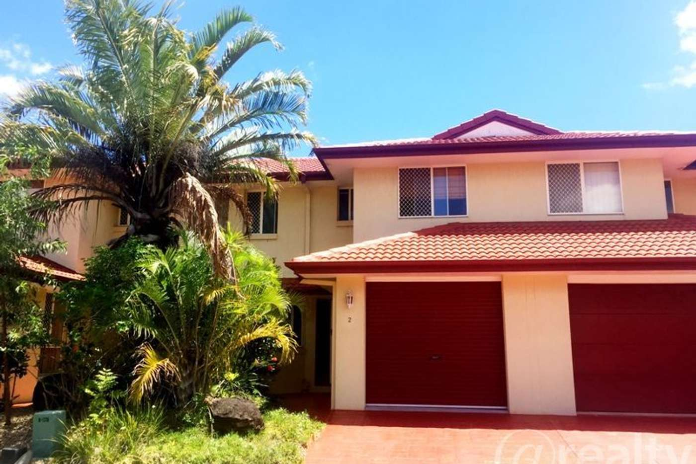 Main view of Homely townhouse listing, 2/102 Alexander Drive, Highland Park QLD 4211